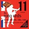Afbeelding van Rotosound R11 Roto Reds 011-048