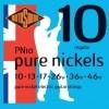Afbeelding van Rotosound PN10 Pure Nickel 010-046