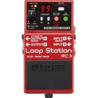 Foto van Boss RC-3 Loopstation