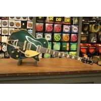 Foto van Gretsch G6128T-57 Vintage Select '57 Duo Jet Cadillac Green, incl. Hardcase 240-1612-846
