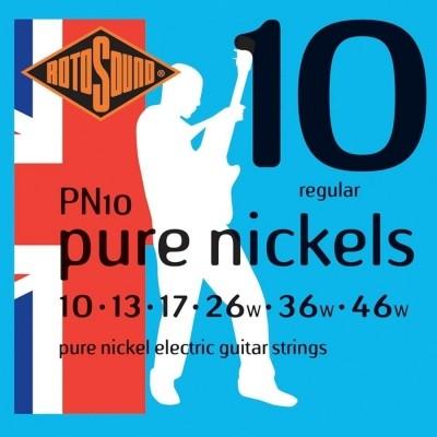 Rotosound PN10 Pure Nickel 010-046
