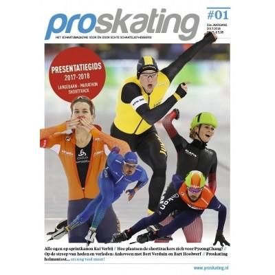 Foto van ProSkating Magazine 1 seizoen 2017/2018