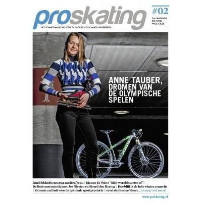 Foto van ProSkating 2 seizoen 2017/2018