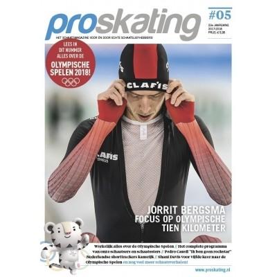 ProSkating 5 seizoen 2017-2018