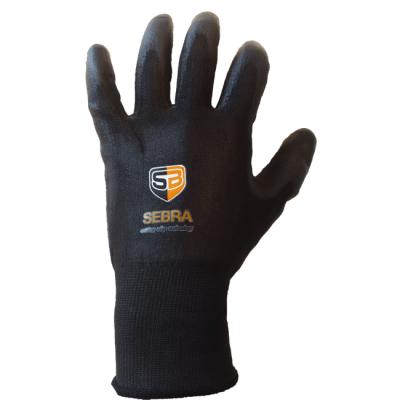 Foto van Sebra Glove Protect IV Black